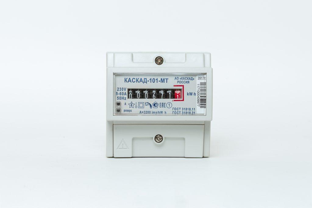 Счетчики электроэнергии Каскад