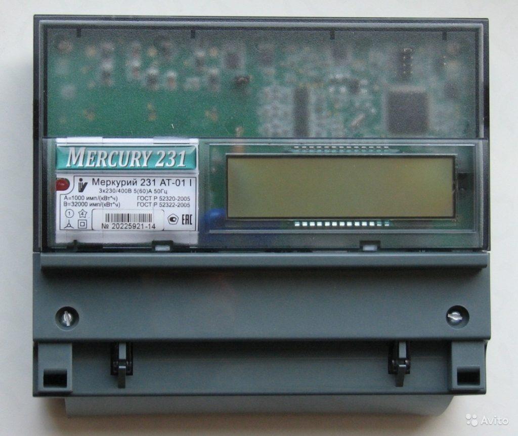Каскад Меркурий АТ-01