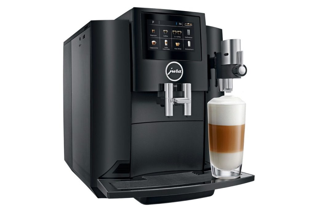Кофемашина мощностью около одного квт